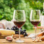 Aluguel de taças de vinho Barone