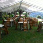 Coberturas temporárias para Eventos. Locação de Tendas para festas e eventos